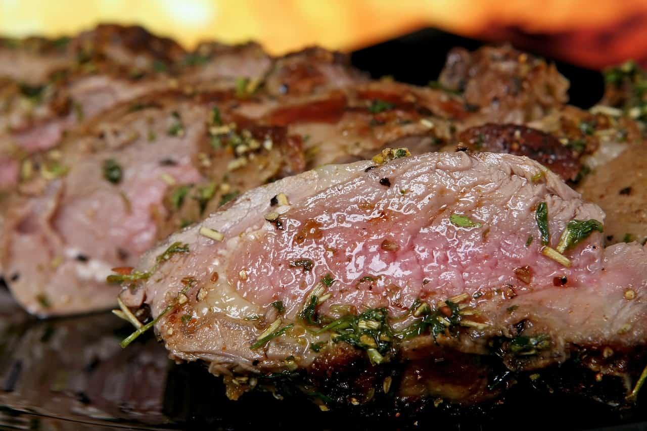 בשר משובך