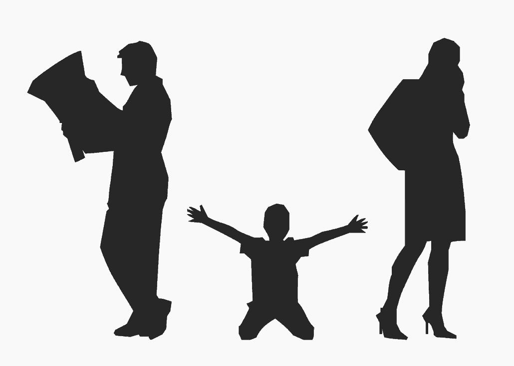 הורים וילד