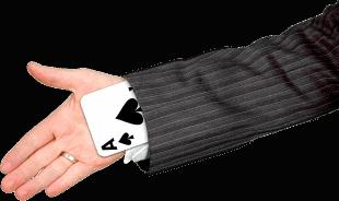 קלף אס